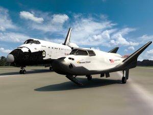 Dream Chaser 4 yıl sonra uçuşunu başarıyla tamamladı
