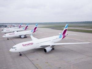 Eurowings Cape Town'a ilk uçuşunu gerçekleştirdi