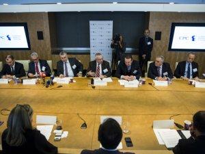 """""""Bakü-Tiflis-Kars Demiryolu projesi bölgesel barışa katkı sağlayacak"""""""