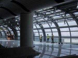 Türkiye'nin Senegal'de tamamladığı havalimanında isim krizi