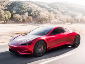 Tesla, Roadster 2.0'yi tanıttı