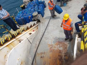 Türk Telekom denizaltından iki yakayı birleştirdi