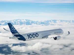 Airbus A350-1000 güvenlik onayını aldı