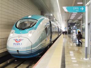 TCDD, 96 adet yüksek hızlı tren seti alacak