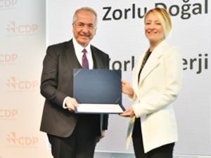 Zorlu Enerji'nin iki şirketi İklim Liderliği Ödülü aldı