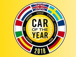 Avrupa'da yılın otomobili finalistleri belli oldu