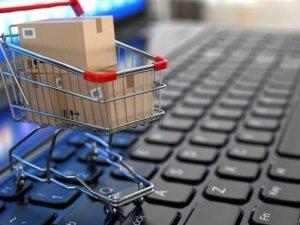 Perakende satışların yüzde 10'u e-ticaret üzerinden yapıldı