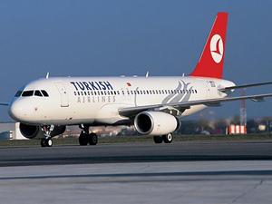 Yıldırım isabet eden THY uçağı Atatürk Havalimanı'na döndü