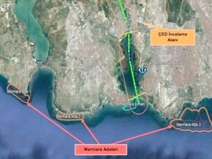 Kanal İstanbul, Küçükçekmece Gölü'nden başlayarak Karadeniz'e ulaşacak