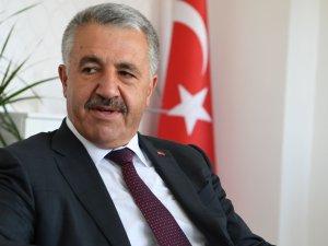 Ahmet Arslan 7 Aralık Sivil Havacılık Günü için mesaj yayınladı