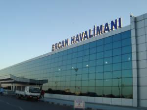 Ercan Havalimanı'nın işletmesini alan Taşyapı ve Terminal Yapı mahkemelik oldu