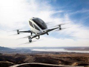 Uçan taksi hizmeti 2024'te başlayacak