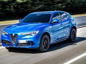 Alfa Romeo Stelvio Quadrifoglio 2018'de Türkiye'de
