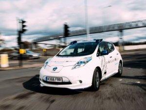Nissan Japonya'da otonom taksi testlerine başlıyor