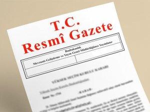 Yeni asgari ücret Resmi Gazete'de yayınlandı