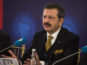 TOBB Başkanı Rifat Hisarcıklıoğlu: Katar, Türk firmaları için yeni fırsatlar sunuyor