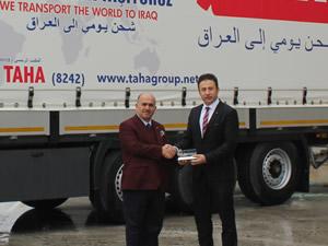TIRSAN, Taha Kargo'ya 21 araç teslim etti