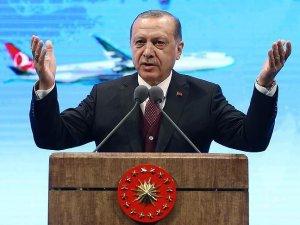 Recep Tayyip Erdoğan: THY'yi dünyanın en büyük filosuna sahip şirket haline getireceğiz