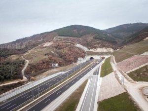 Gebze-Orhangazi-İzmir Otoyolu'nun yüzde 88'i tamamlandı