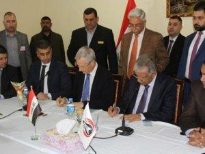 Irak, İngiliz petrol şirketi BP ile anlaşma imzaladı