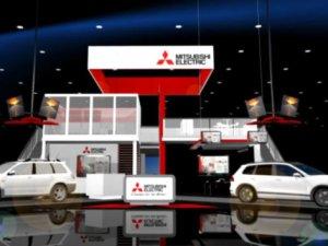 Mitsubishi Electric CES 2018'de yeni teknolojilerini sergiledi