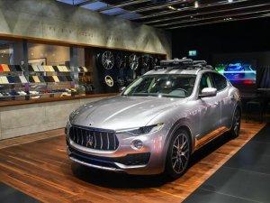 Maserati'nin 4'üncü showroomu Birmot ile Antalya'da faaliyete başladı