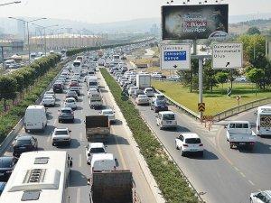 Ankara'da her 4 kişiye 1 otomobil düşüyor