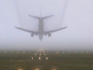 Ordu-Giresun Havalimanı'da bazı seferler sis nedeniyle iptal edildi