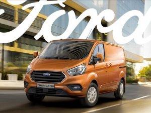 Tourneo Custom ve Transit Custom yenilendi