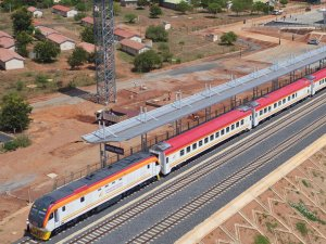 Jeotermal güç ile çalışan tren üretiliyor