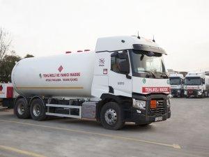OMSAN, Renault Trucks'tan 65 adet çekici ve kamyon aldı