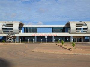 Türk firmaların Senegal'de inşa ettiği havalimanı yoğun ilgi gördü