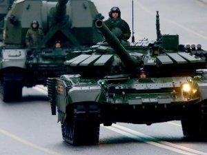 Irak, 36 T90s tankını Rusya'dan teslim aldı