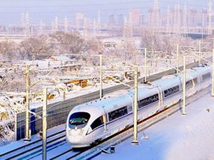 Beijing-Zhangjikou hızlı tren hattının inşası sürüyor