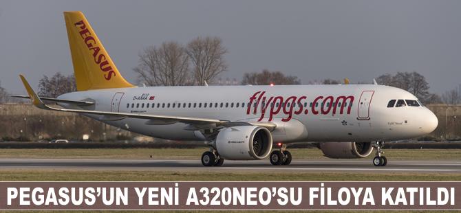 Pegasus'un yeni Airbus A320neo uçağı filoya katılıyor