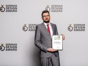 Renault Trucks'ın T Serisi Alman Tasarım Ödülü'nün sahibi oldu