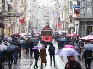 Marmara için kuvvetli yağış ve fırtına uyarısı yapıldı