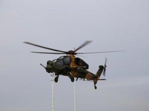 Yerli helikopter ATAK, Kilis'te tanıtıldı
