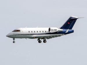 Düşen Türk uçağındaki iki kişinin kimliği tespit edilemedi