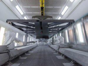 TIRSAN robotik sistemlerle kapasitesini artırdı