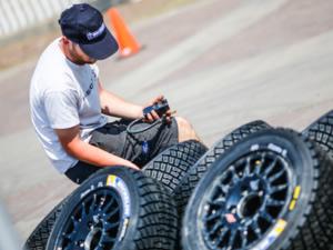 Michelin lastikleri WRC Meksika'da kusursuz performans sergiledi