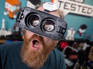 Google'dan yüksek çözünürlüklü VR AMOLED ekran