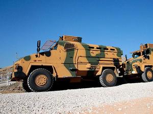 BMC, Katar ordusuna 85 yeni zırhlı araç ihraç ediyor
