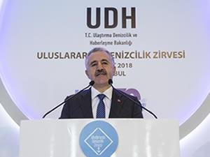 Ahmet Arslan: Denizcilikte uluslararası arenada önemli bir konumdayız