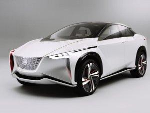 Nissan'ın konsept arabası IMx, yola çıkıyor