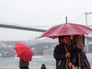 Marmara Bölgesi için sağanak yağış uyarısı yapıldı