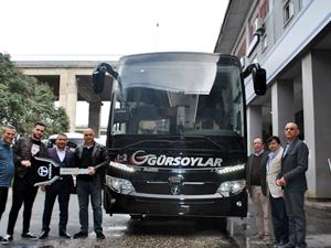 TEMSA, Gürsoylar Turizm ile anlaşma imzaladı