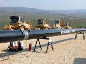 Gazprom Türk Akımı'nın  506 km boru hattını atıl bıraktı