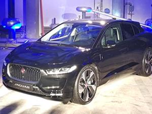 Jaguar, elektrikli modelini ilk kez İstanbul'da tanıttı