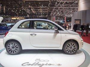 Fiat 500C Collezione mayısta Türkiye'de satışa sunuluyor